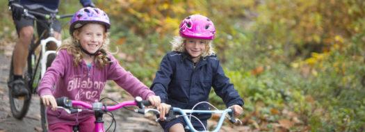 Explore Kent's top 5 family bike rides