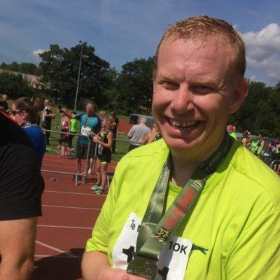 Paul Jenkins medal image