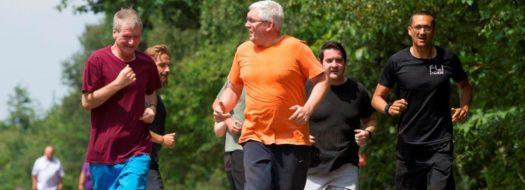 Benefits of…running