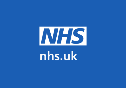 NHS banner