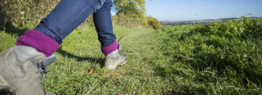 Get fit for free – geocaching