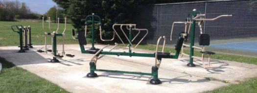 Get fit for free – outdoor gyms