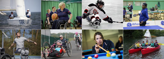 Wheelchair sport opportunities