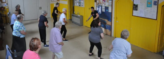 Sheppey Paracise low-impact exercise classes