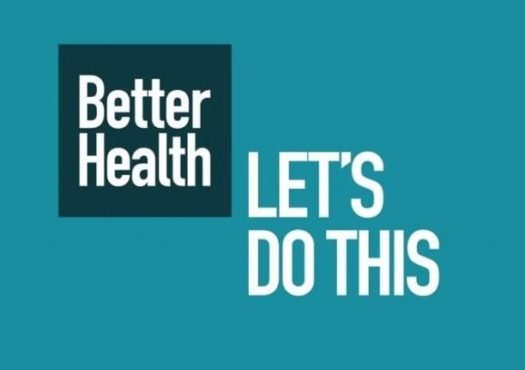 NHS Better Health campaign logo