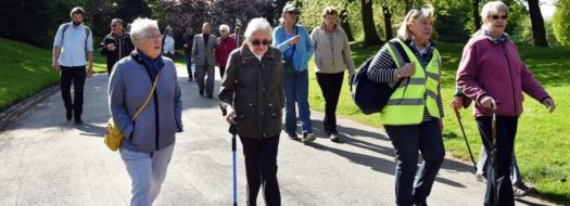 Health walks in Medway