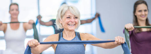 Let's Get Active – Medway Exercise Class