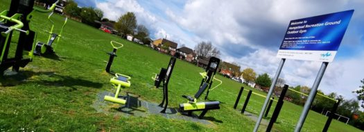 Free Outdoor Gyms in Medway
