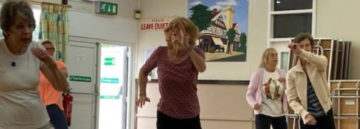Over 50's Gentle Exercise Class