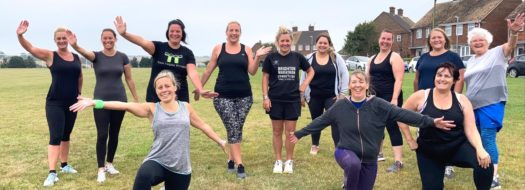 Outdoor Bootcamp for Women