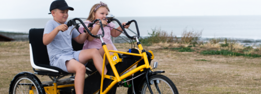 Wheelability at Minnis Bay